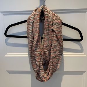 Infinity Spring Scarf